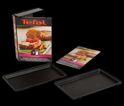 Zestaw do przygotowywania francuskich kanapek tostowych XA800912 Tefal Snack Collection