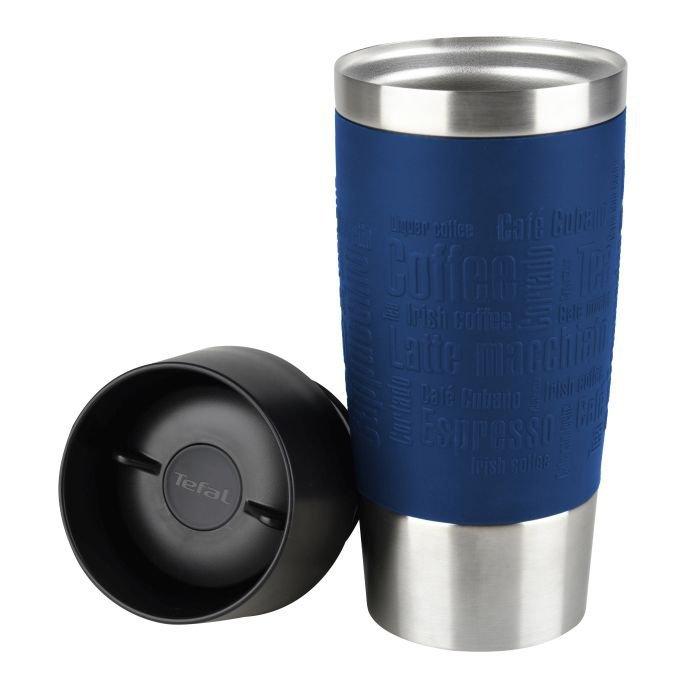 Kubek termiczny Tefal K30821 14 Emsa Travel Mug 0,36L | GRANATOWY