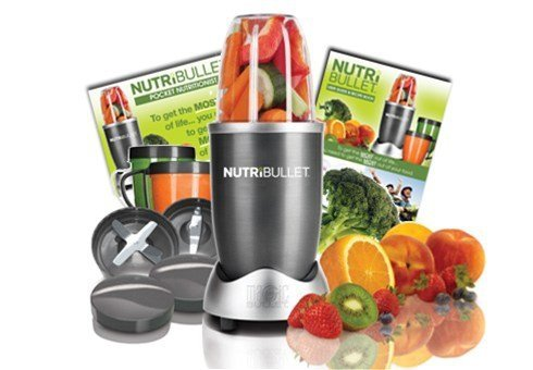 Ekstraktor | Blender NutriBullet 100896055 Magic Bullet 12 PCS