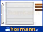 Brama RenoMatic light 2018, 2500 x 2250, Przetłoczenia M, DecoColor, kolor do wyboru: złoty dąb, orzech, ciemny dąb
