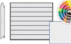 Brama LPU 42, 2500 x 2375 Przetłoczenia M, Silkgrain, kolor do wyboru