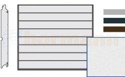 Brama LPU 42, 2500 x 2125, Przetłoczenia M, Sandgrain, kolor do wyboru