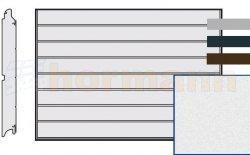 Brama LPU 42, 5000 x 2125, Przetłoczenia M, Sandgrain, kolor do wyboru