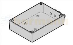 Obudowa sterowania, część dolna do Portronic D 5000 / D 2500