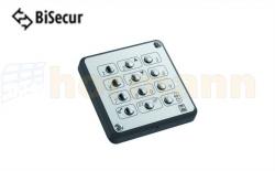 Sterownik kodowany CTV 3 (odporny na wandalizm) - steruje max 3 urządzeniami poprzez wpisanie hasła (przewodowy)