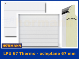 LPU 67 Thermo - ocieplane 67 mm