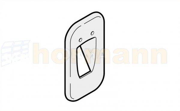Przysłona (maskownica) do czytnika linii papilarnych FLT - biała
