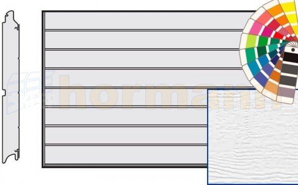 Brama LPU 42, 5000 x 2125, Przetłoczenia M, Woodgrain, kolor do wyboru