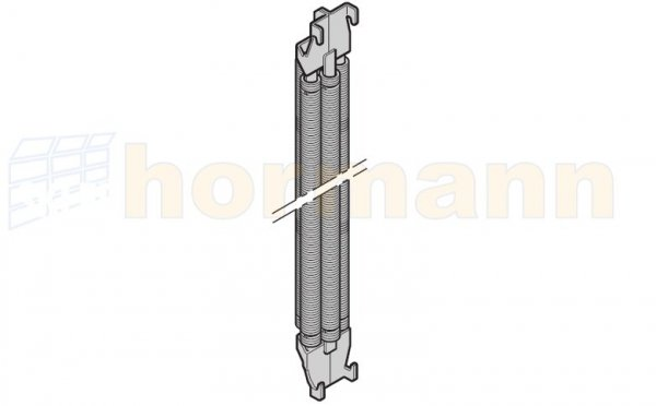 Poczwórny pakiet sprężyn N 80 / F 80 / EcoStar, nr oznaczenia sprężyny 025
