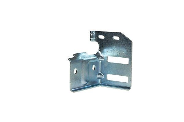 Wspornik rolki górny typ 4 do bramy z drzwiami przejściowymi, wersja prawa