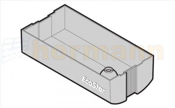 Pokrywa napędu z przyciskiem sterującym i przyciskiem programującym do Liftronic 500
