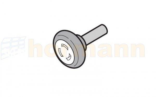 Rolka bieżna dolna, z osią 50 mm, prowadzenie N, L, BL, H