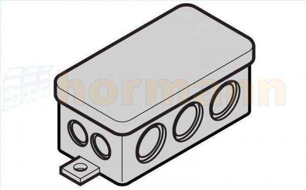 Obudowa urządzenia rozdzielczego od drugiego napędu do sterowania do RotaMatic / P / PL, Akku
