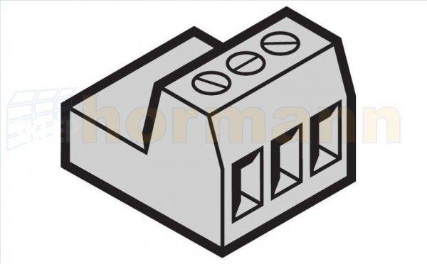Zaciski śrubowe 3-biegunowe do RotaMatic / P / PL, Akku