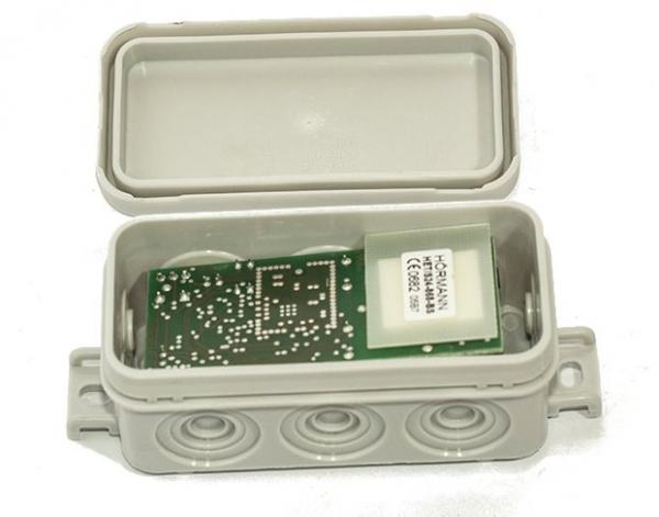 UNIWERSALNY odbiornik 2-kanałowy HET/S 24 BS (zasilanie 24 V) pasuje do wszystkich urządzeń na rynku (funkcja impuls, włącz/wyłącz)