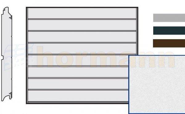 Brama LPU 42, 2315 x 1955, Przetłoczenia M, Sandgrain, kolor do wyboru