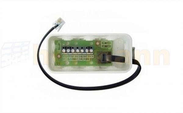 Przekaźnik opcjonalny HOR 1 (do synchronizacji z napędem innych lamp i oświetlenia)