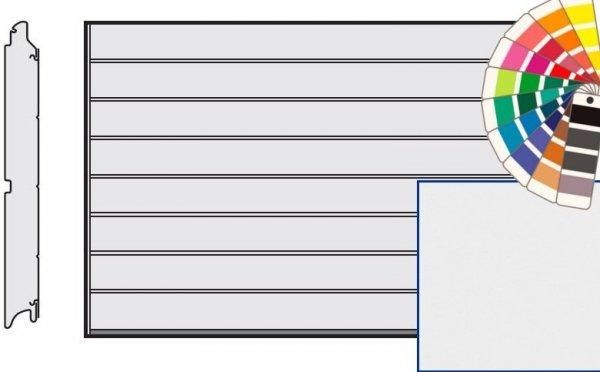 Brama LPU 42, 5000 x 2125, Przetłoczenia M, Silkgrain, kolor do wyboru