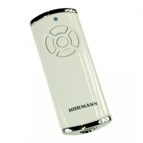 Pilot Hormann nadajnik HS 5 BS biały (sprawdzanie statusu bramy)
