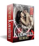 Zestaw 2 talii kart z pozycjami KAMASUTRA MEMORY