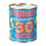 KONSERWA 30-LATKA
