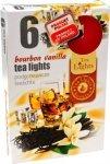 PODGRZEWACZ 6 SZTUK TEA LIGHT Bourbon Vanilla
