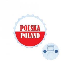 Kapsel magnes Polska Poland