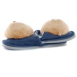 Pantofle biust, mix kolorów