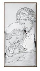 Obrazek Święta Rodzina 14x27 cm