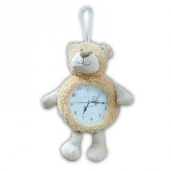 Maskotka zegarek, miś