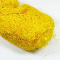 Sianko sizal tuba, żółty