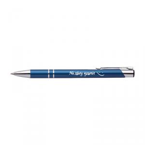 Długopis z nadrukiem 'Na zdany egzamin'