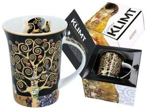 Kubek - Gustav Klimt. Drzewo życia . 350ml