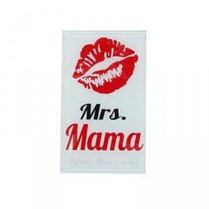 Ramka szklana druk UV Mrs Mama