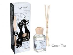 Dyfuzor zapach Koci świat - Zielona herbata 100ml