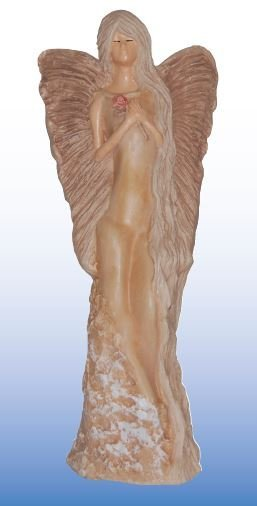 Maja Figurka gipsowa Wysokość: 37 cm