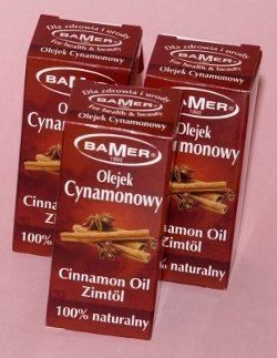 Olejek naturalny 100% CYNAMONOWY