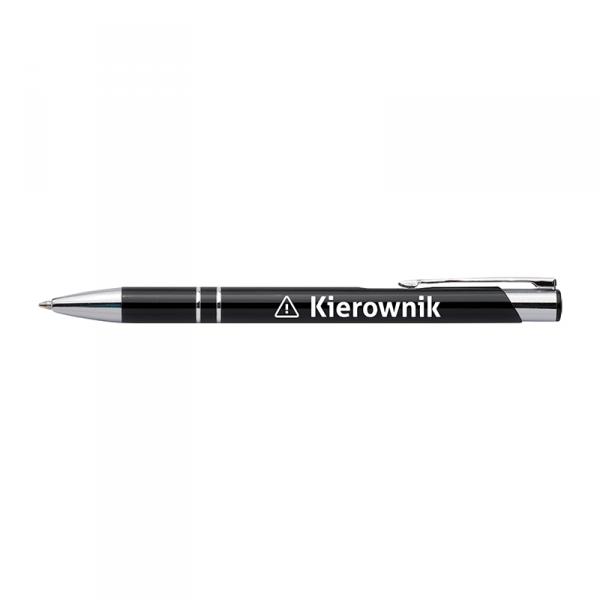 Długopis z nadrukiem 'Kierownik'