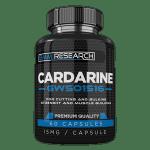 CARDARINE GW-501516 60 kapsułek