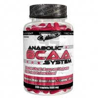 Anabolic BCAA System 300 caps