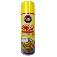 WELLSLEY FARMS COOKING SPRAY CANOLA OIL - 454G (olej rzepakowy)