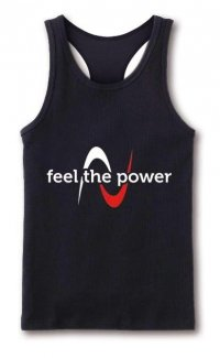 Tank Top Fell The Power Hi Tec Nutrition