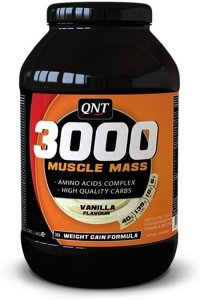 QNT 3000 Muscle Mass 4500 gram