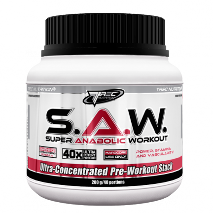 S.A.W. 200gram/40 porcji