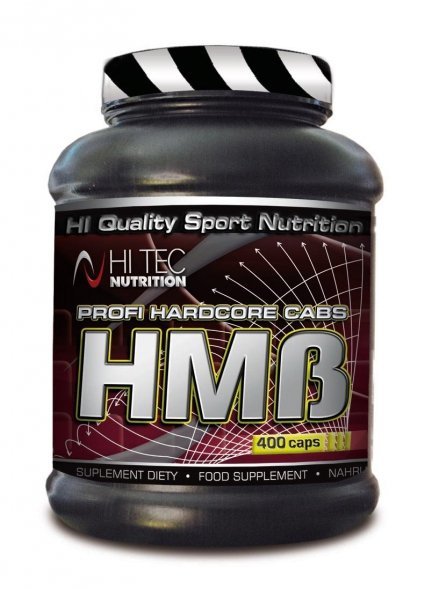 Hi Tec Nutrition HMB 400 caps.