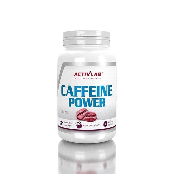 Activ Lab CAFFEINE POWER 200mg 60 caps