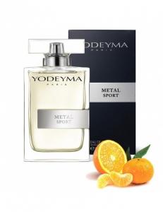 YODEYMA METAL SPORT - ALLURE HOMME SPORT (Chanel)