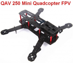 QAV 250 Mini Quadcopter FPV